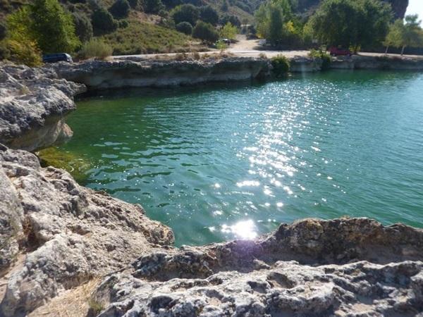Lagunas de Ruidera; Imagen cortesía de la Junta de CLM